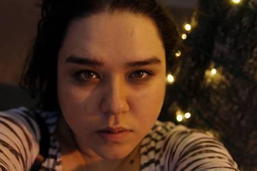 Christmas Self Portrait