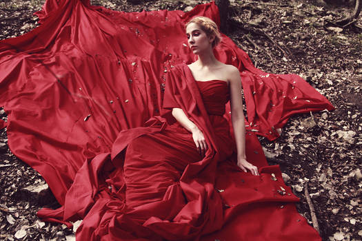 Red as a Rose