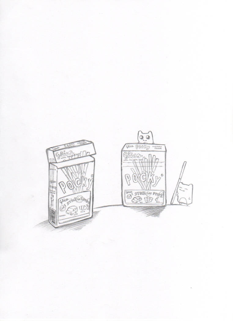 Pocky Wuv2 by Snowflake16