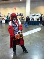 Grell Cosplay AB '13