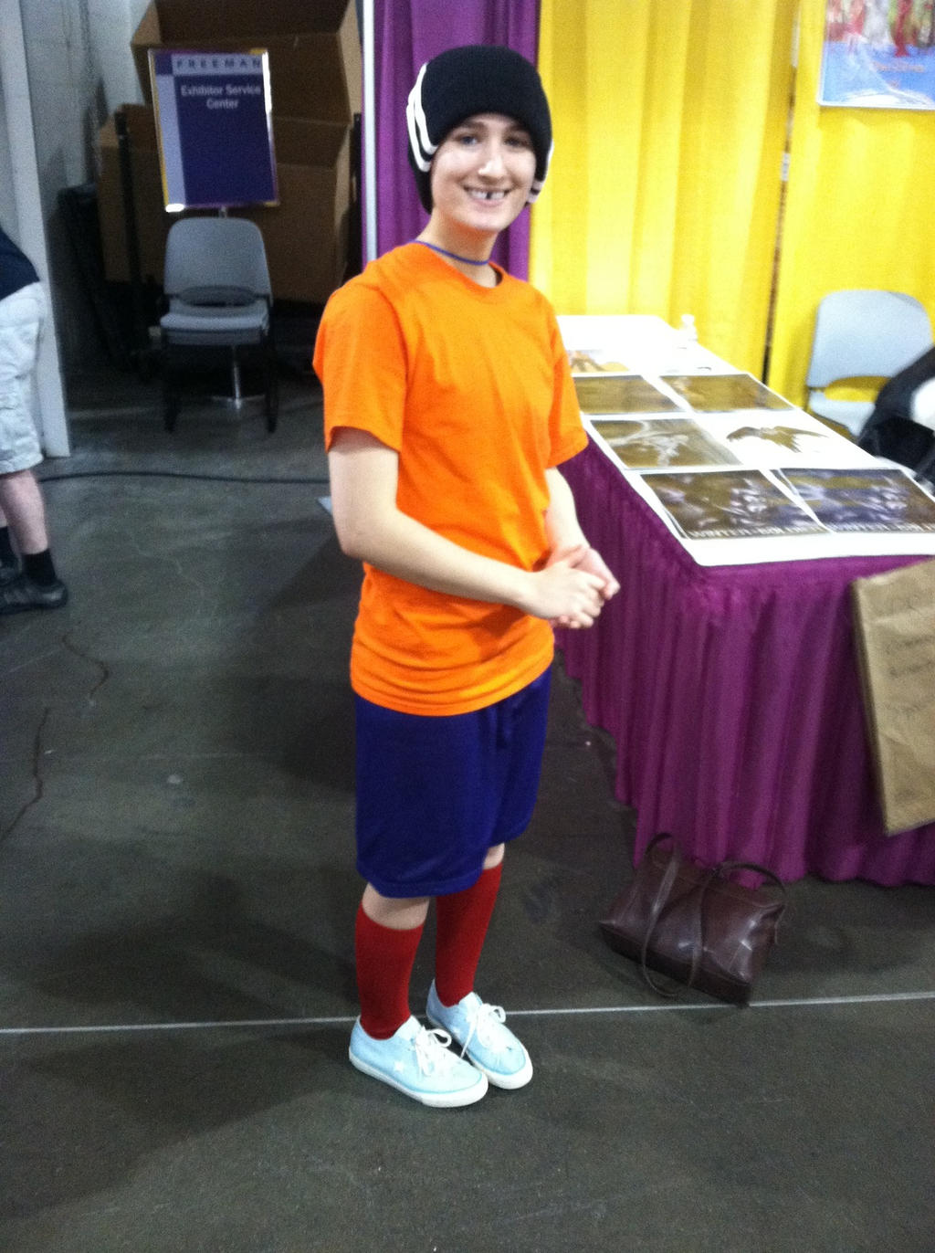 Double D Cosplay AB '13 by XPockyDemonX