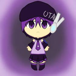 Chibi Defoko by Sapphirethedragon2