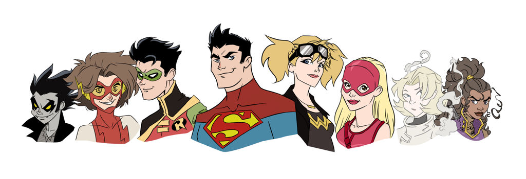Actual Young Justice