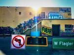 Walls of Graffiti by Nickster19