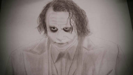 Heath Ledger by kaysid99