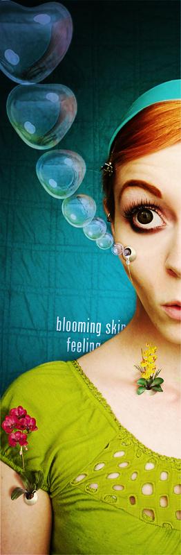 blooming skin feeling by wuhubuhu