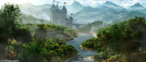 High King's Retreat by Mladjo00