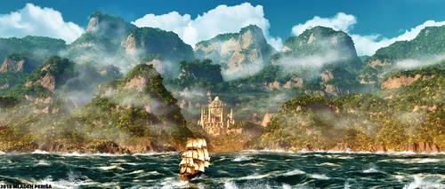 Across the Seven Seas by Mladjo00