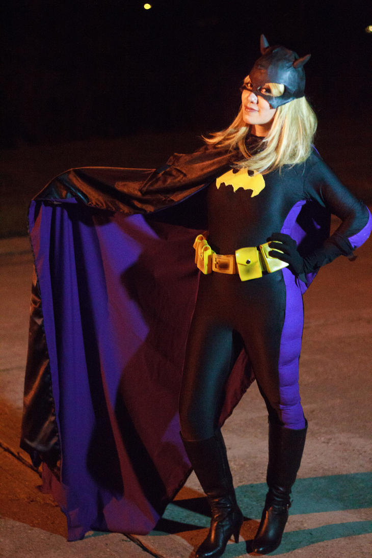 Batgirl, Stephanie Brown Cosplay by firecloak