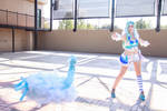 Lisia and Ali, the Altaria, Pokemon ORAS Cosplay