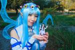 Asuna Undine and Fairy Yui Cosplay