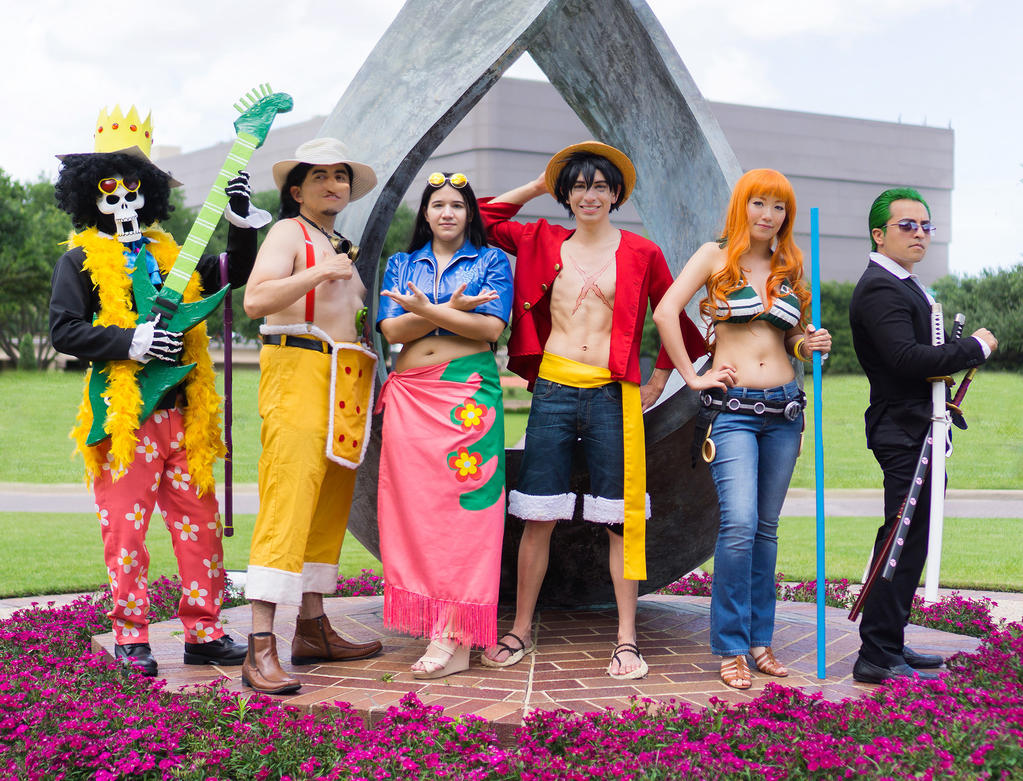 One Piece Time Skip New World Cosplay by firecloak on ...