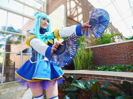 Aqua Konosuba Cosplay by firecloak
