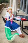 Tohru-Miss Kobayashi's Dragon Maid Cosplay by firecloak