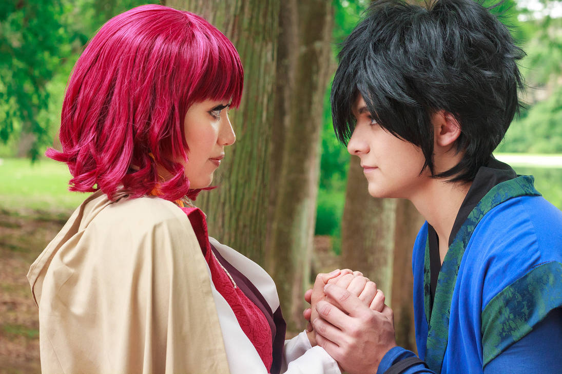 Hak and Yona: You'd better come back [Cosplay] by firecloak