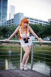 Queen - Nami Film Gold One Piece Cosplay
