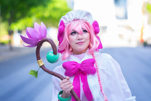 Future - Lily, Recovery of MMO Junkie Cosplay