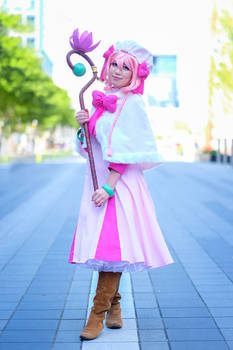 Lily - Recovery of an MMO Junkie Cosplay