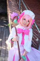 Angel-Lily, Recovery of an MMO Junkie Cosplay