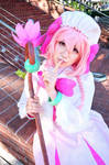 Hush-Lily, Recovery of an MMO Junkie Cosplay
