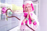 Wonders-Lily, Recovery of an MMO Junkie Cosplay