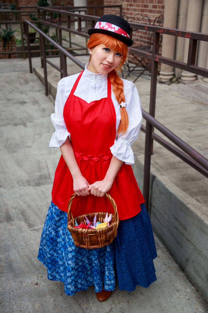 Ceony Twill - Paper Magician Cosplay by firecloak
