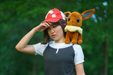 Long Day of Pokemon Catching, Let's Go Eevee