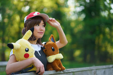 Onward - Let's Go Pikachu and Eevee Trainer