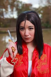 Mulan, Determined Wreck it Ralph 2 Cosplay
