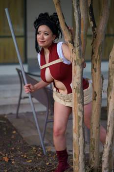 Momo Yaoyorozu - My Hero Academia Cosplay