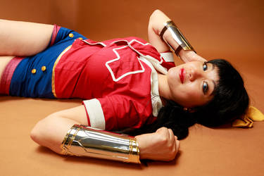 Wonder Woman Bombshell - Tonight Cosplay