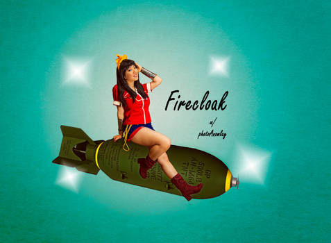 Wonder Woman Bombshell - Rocket Time Cosplay