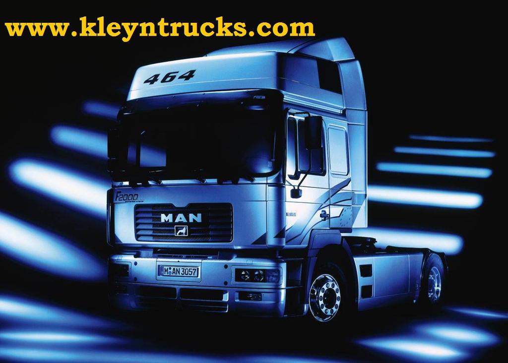 Buy used MAN truck for sale online at Kleyn Trucks by KleynTrucks on ...