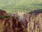 Colorado Cliffs by DamselStock