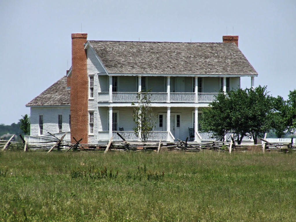 Texas Civil War Era House By Damselstock On Deviantart