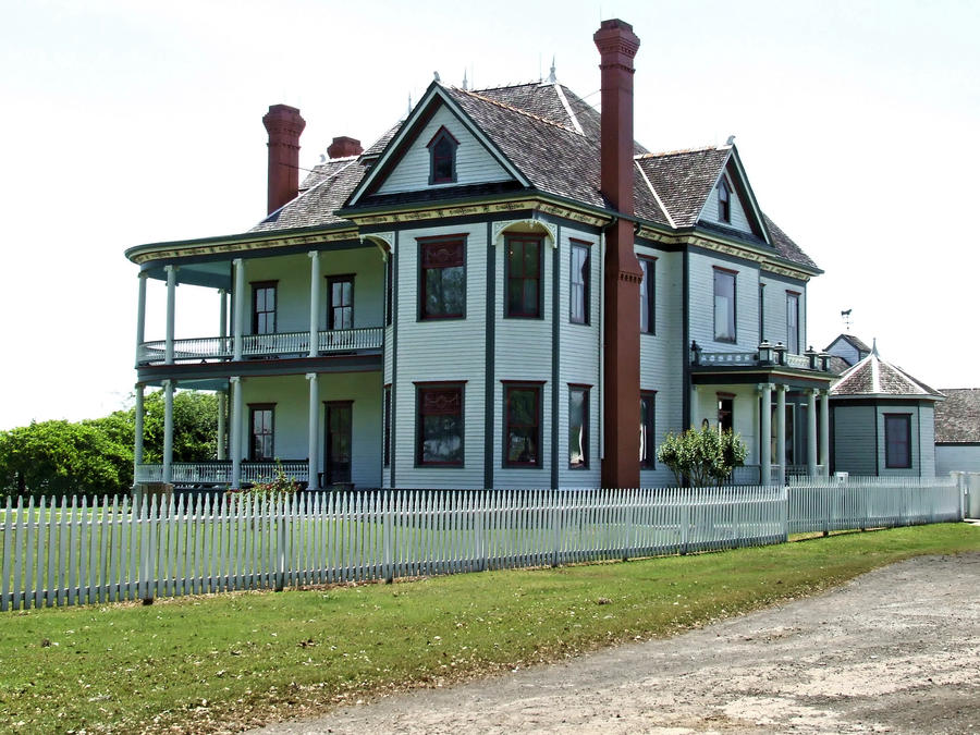 Victorian Mansion 2 by DamselStock