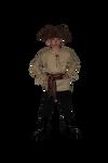 Cabin Boy 1 by DamselStock