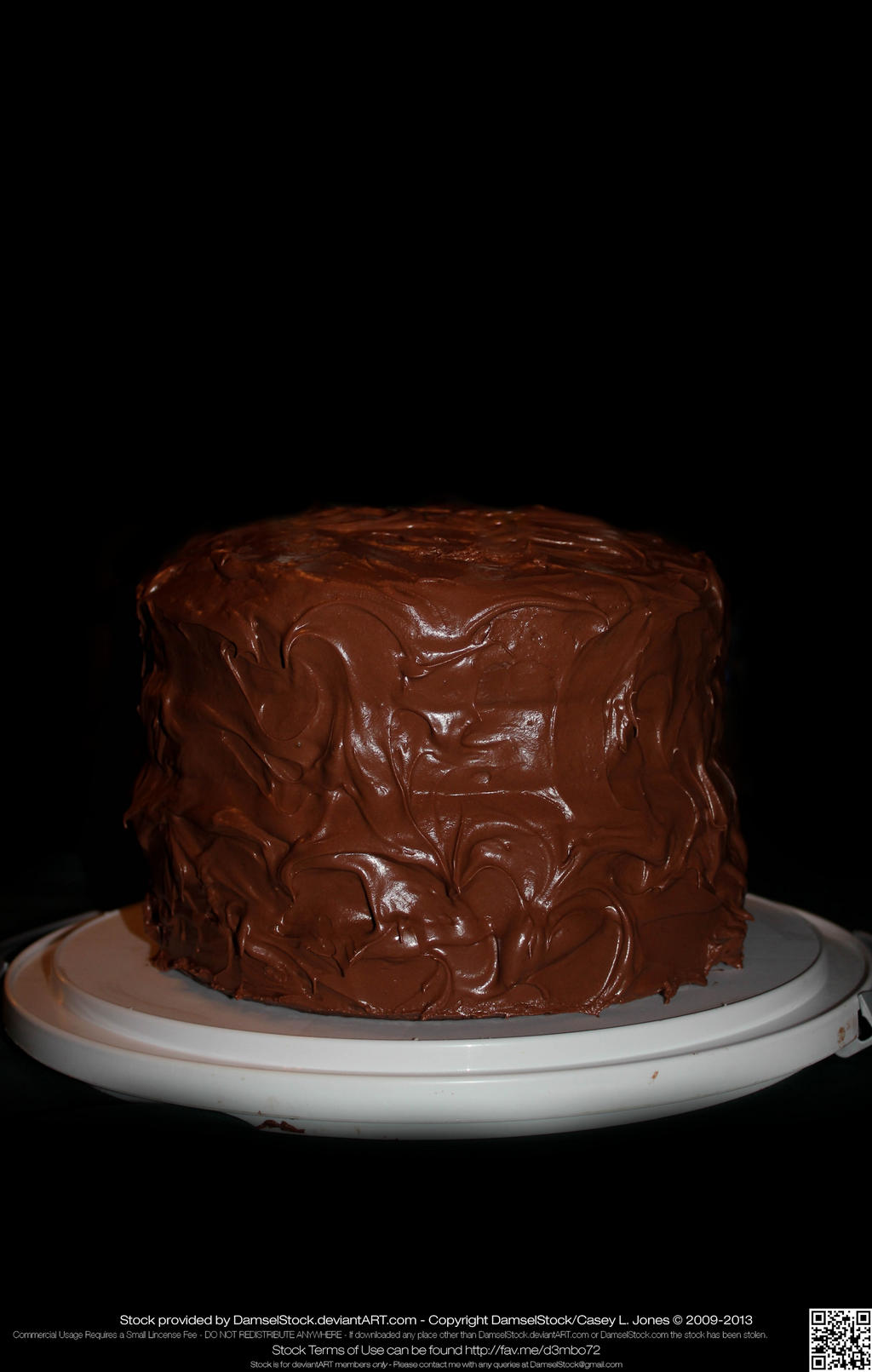 Images Of Round Chocolate Cake : Four Layered Round Chocolate Cake by DamselStock on DeviantArt
