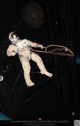 Astronaut in Orbit