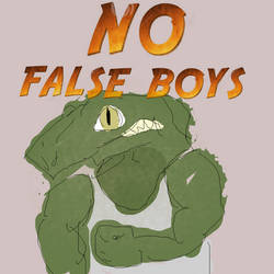 No False Boys by FeelinFoxy