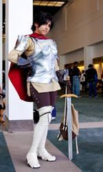 Stand Guard by MaskedMenoly