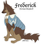 Frederick Pup