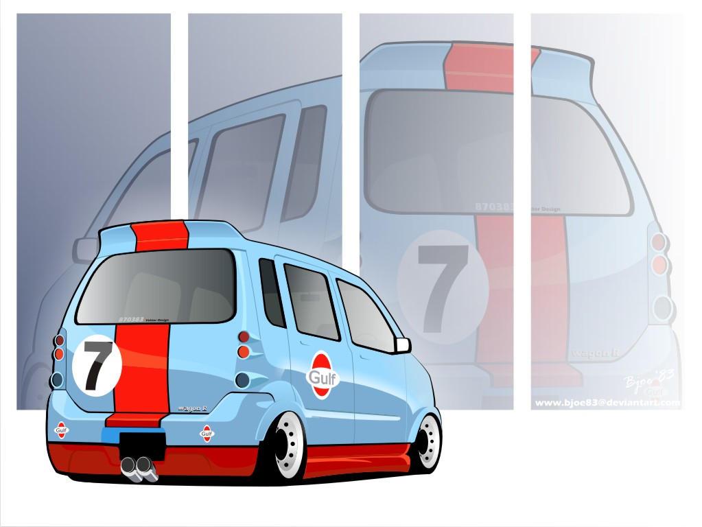 Suzuki Wagon R by bjoe83