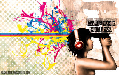 Music Won't Kill You by basimaru