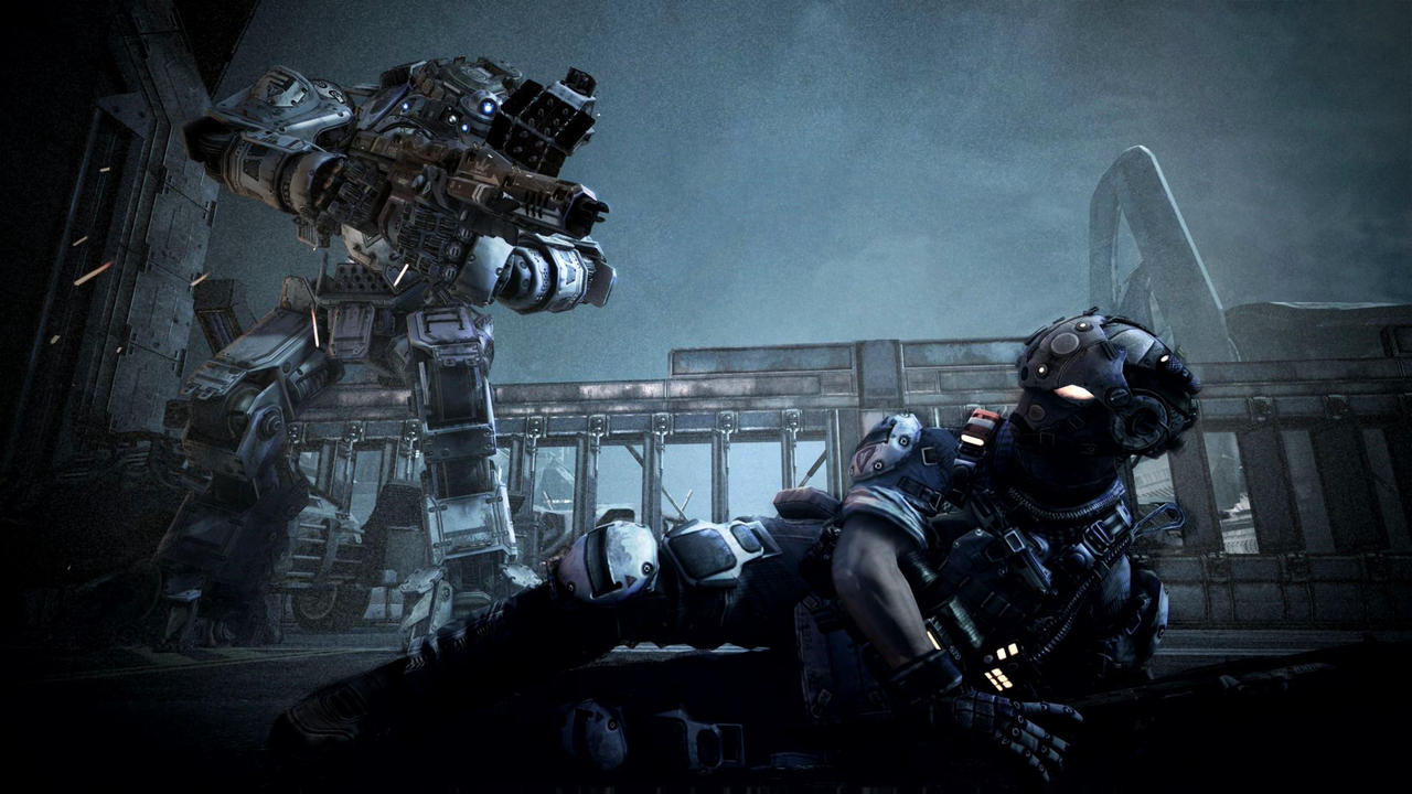 Titanfall Wallpaper By BrokenDesignsGFX