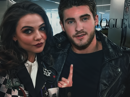 Danielle Campbell and Cody Christian by MayTradOff on DeviantArt