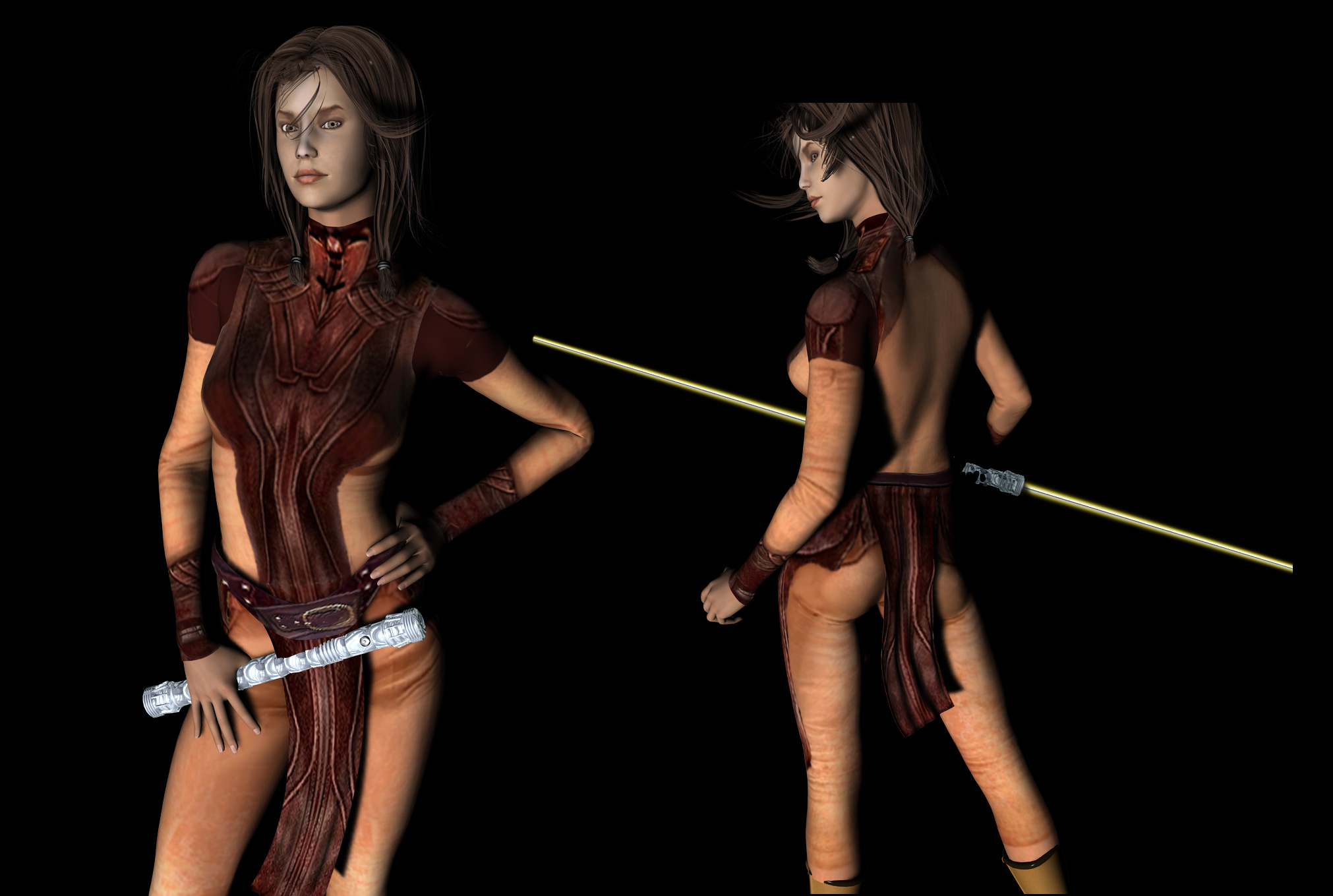 Star wars kotor bastila nude mod sex pictures