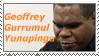 Gurrumul Stamp by Anglu
