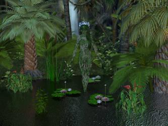 Jungle Spirit by Anglu