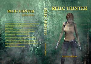 Premade Book cover: Relic Hunter